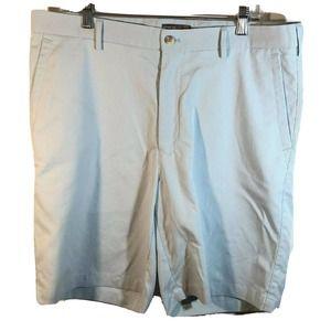 Peter Millar Crown Sport Blue Golf Shorts